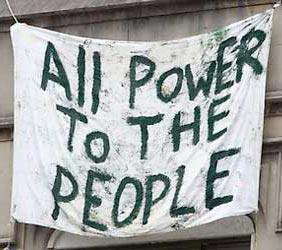 All the power to the people