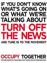Turn off the news and tune in the movement
