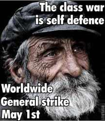 The class war is self defence